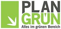 Plan Grün Logo